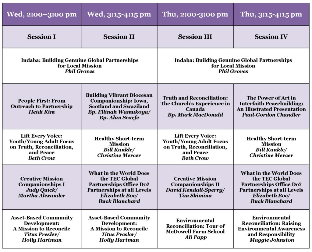 Alabama 2017 Workshop Schedule2